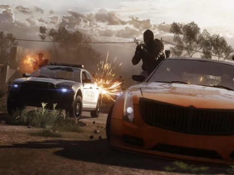Battlefield Hardline hands-on multiplayer – early access
