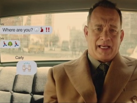 Tom Hanks lip-syncing in Carly Rae Jepsen's new video 'I Really Like You' is amazing