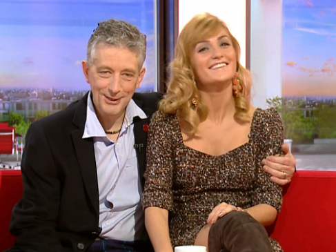 This People's Strictly interview on BBC Breakfast might be the most awkward TV appearance we've seen for a while