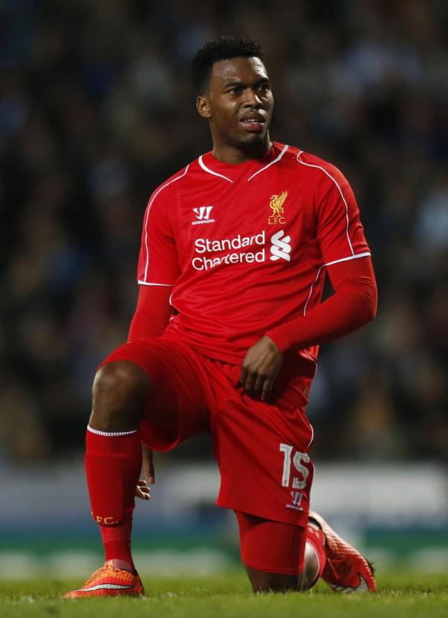 Could Rickie Lambert help Liverpool get the best out of Daniel Sturridge again?