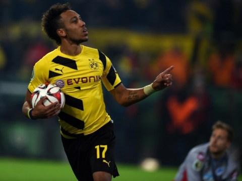 Arsenal 'eyeing up sensational £30million transfer bid for Borussia Dortmund star Pierre-Emerick Aubameyang'
