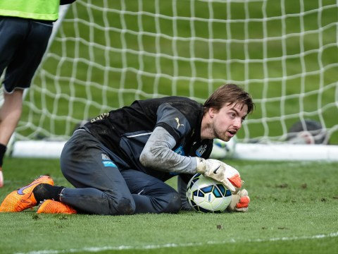 Crystal Palace boss Alan Pardew 'plotting transfer move' for Newcastle goalkeeper Tim Krul