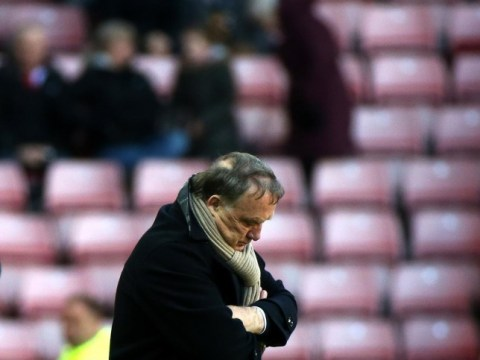 Why Sunderland fans were right to walk out on their team