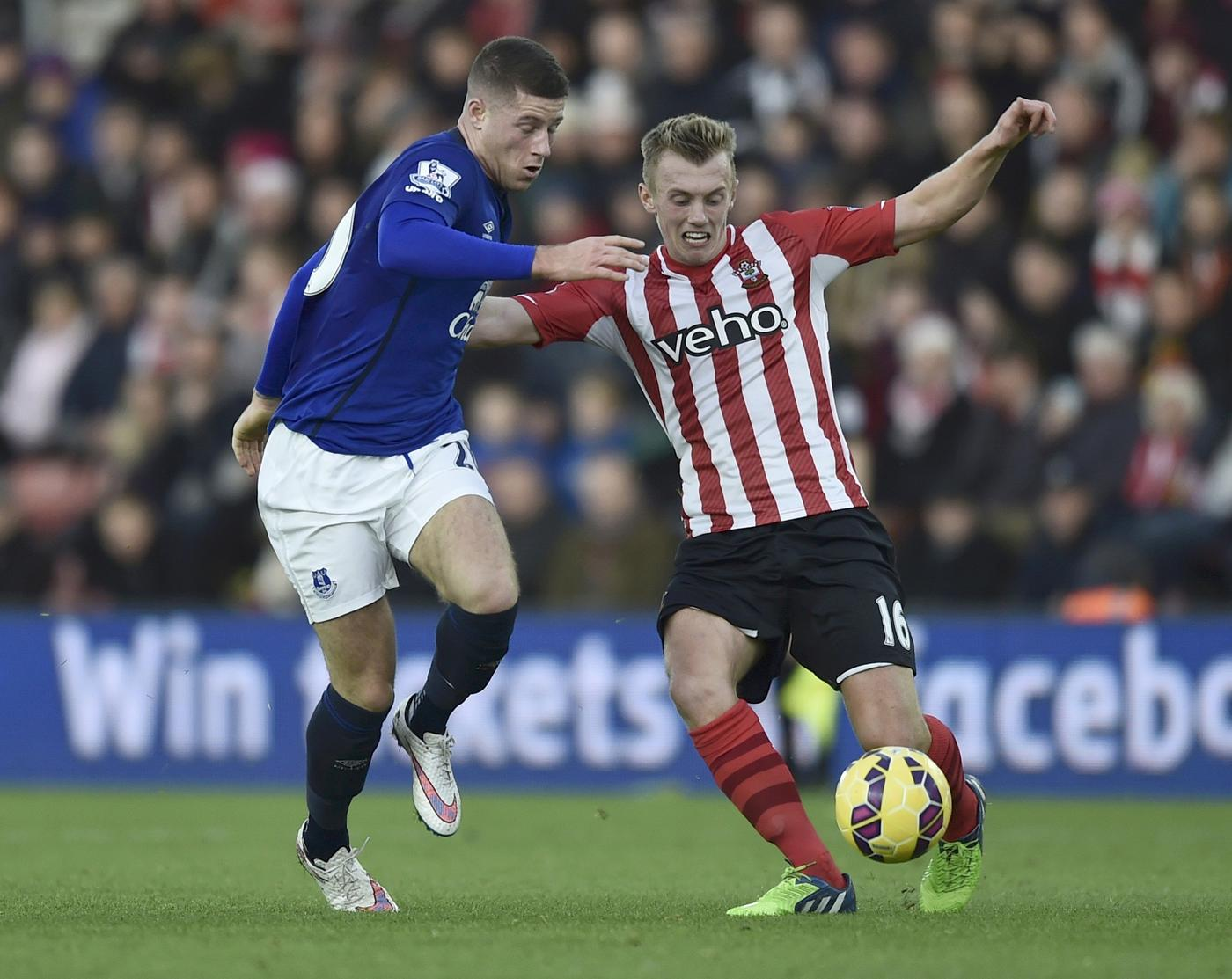 Southampton must end Goodison Hoodoo and march on to Europe