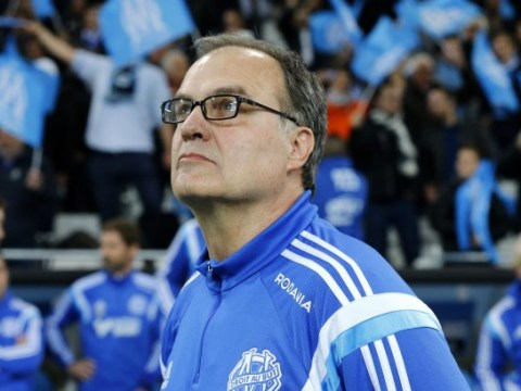 Marseille boss Marcelo Bielsa, 'tipped to be next West Ham manager', gives heroic speech after side lose to title rivals PSG