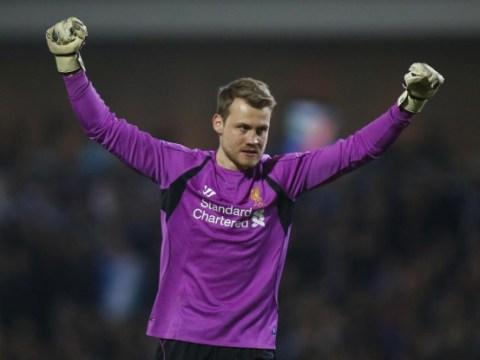 Simon Mignolet relishing battle with Loris Karius to be Liverpool's No.1 goalkeeper