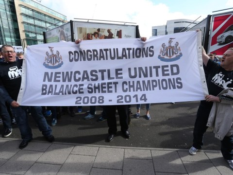 Newcastle United will no longer be seen as a big club after Mike Ashley