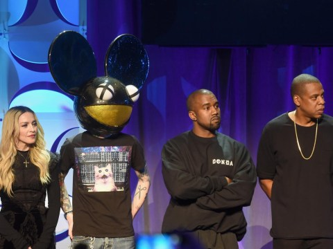Why has Kanye West deleted all mentions of TIDAL from his Twitter account?