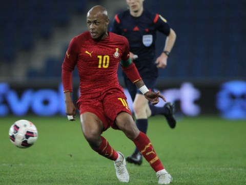 Tottenham 'in pole position to seal Andre Ayew transfer deal'