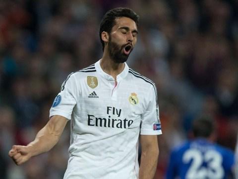 Arsenal 'make transfer offer to sign Real Madrid's Alvaro Arbeloa'