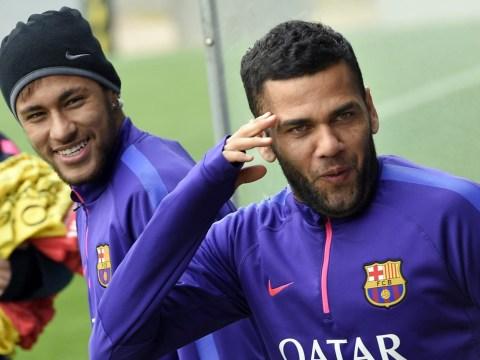 Manchester United in pole position for Dani Alves transfer as Paris Saint-Germain end interest in Barcelona star