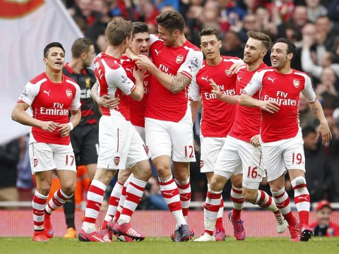 Stunning statistics show just how consistent Arsenal are in the Premier League