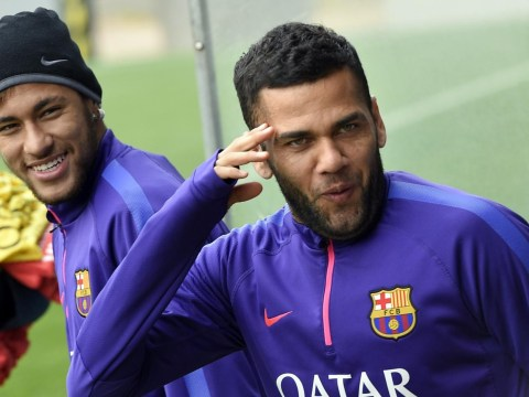 Liverpool and Manchester United handed transfer boost after Dani Alves' agent confirms he WILL leave Barcelona