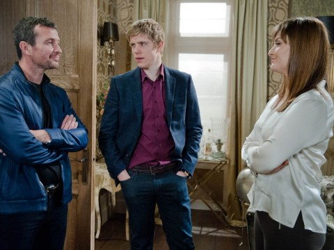 Emmerdale spoilers: Lachlan White's father Donny turns up – and he has a shocking secret