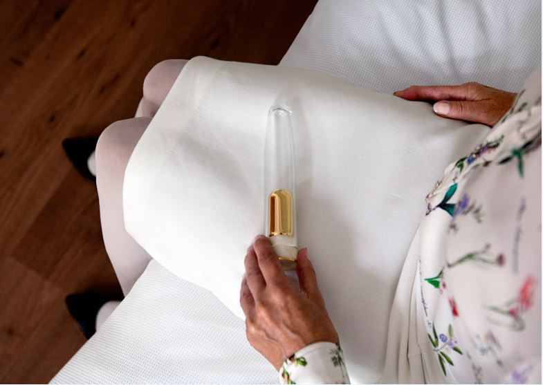 Forget me not? Having your ashes stored in a dildo is actually an option.