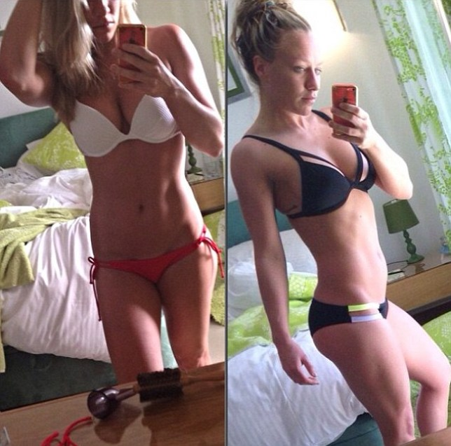 Chloe Madeley posted on fitnessfondue.com