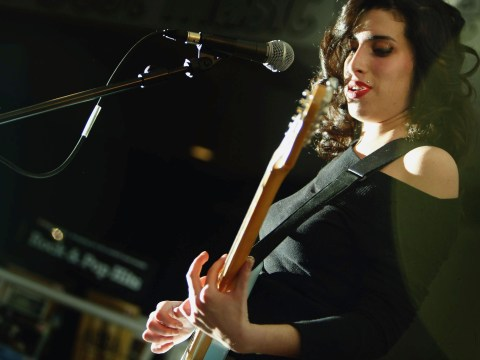 Amy Winehouse says she'd 'go mad' if she became famous in poignant trailer for documentary Amy