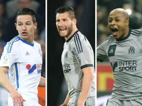 Tottenham 'target £10.8m transfer swoop for Marseille trio Andre Ayew, Andre-Pierre Gignac and Florian Thauvin'