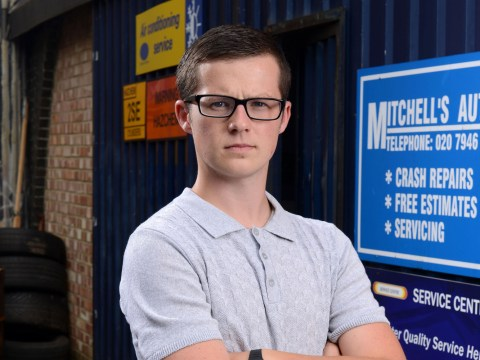 EastEnders: Ben Mitchell actor Harry Reid lashes out at homophobic haters after on-screen gay kiss