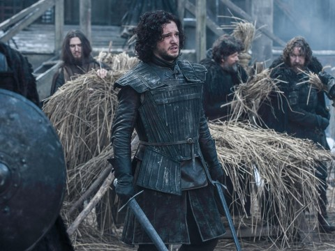 EXCLUSIVE: Game Of Thrones' Kit Harington admits fears Jon Snow is dead in Winds Of Winter