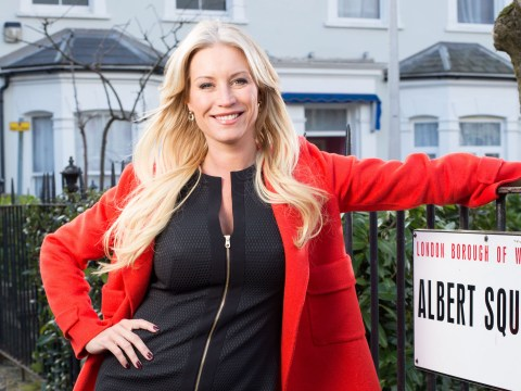 EastEnders' Dominic Treadwell-Collins hints at 'comings and goings' on the soap as he admits wanting more big names to star