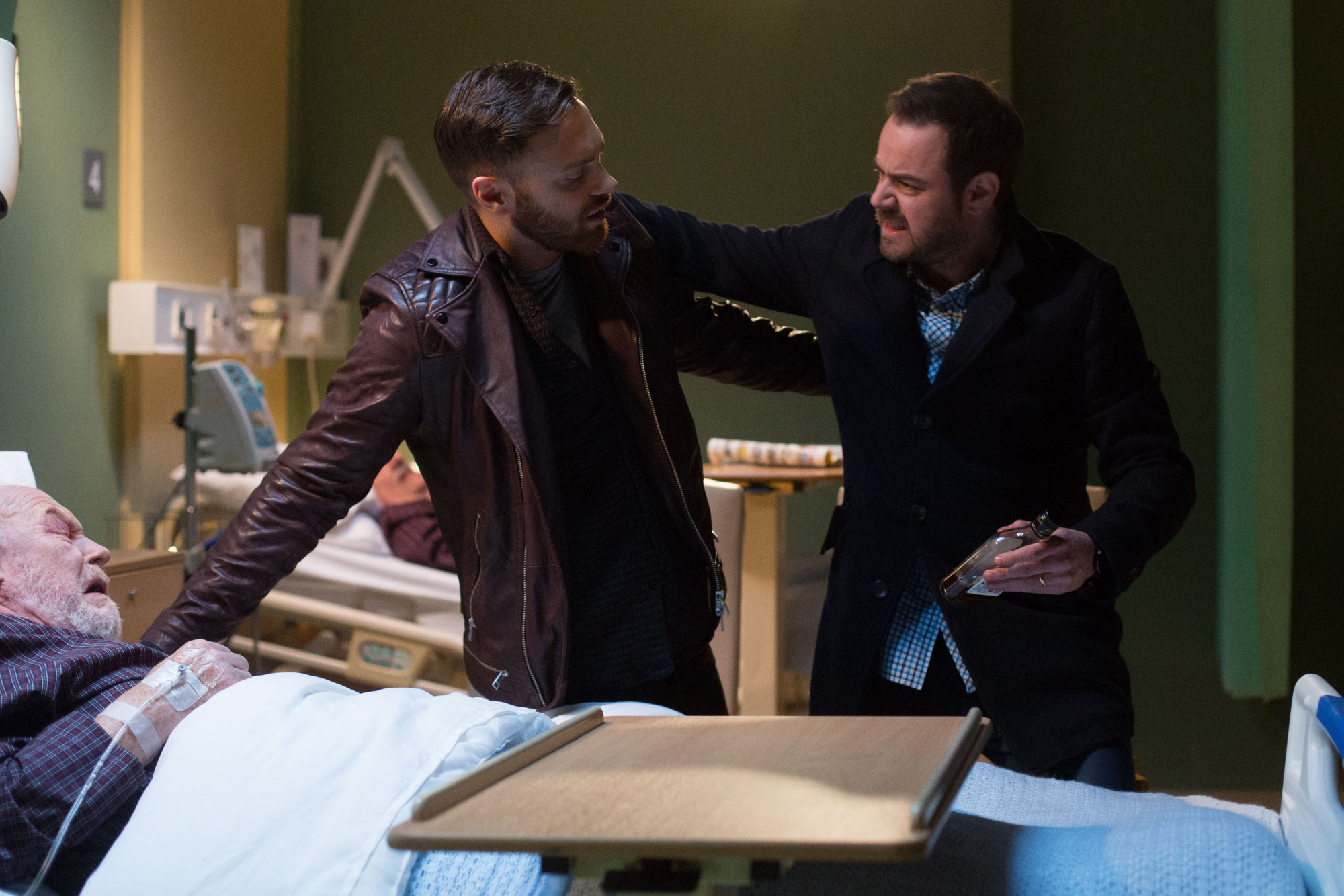 EastEnders spoilers: First pictures as Dean Wicks causes trouble on his return