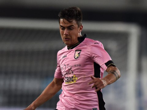 b1c5d33fb6f Arsenal set to enter bidding war as Palermo president CONFIRMS Paulo Dybala  will complete transfer in