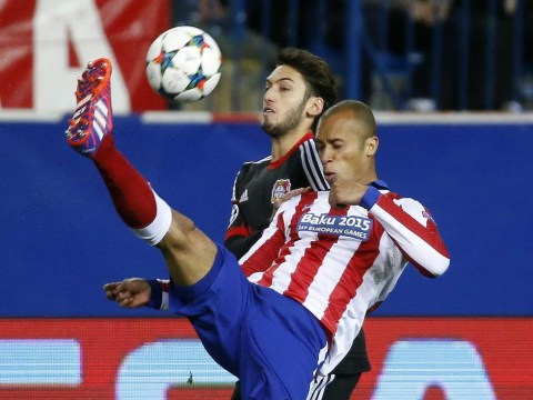 Miranda 'proud' to hear of transfer interest from Manchester United but insists he wants Atletico Madrid stay