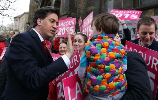 'Yo, yo, yo little fella'... 'Not happening' (Picture: PA)