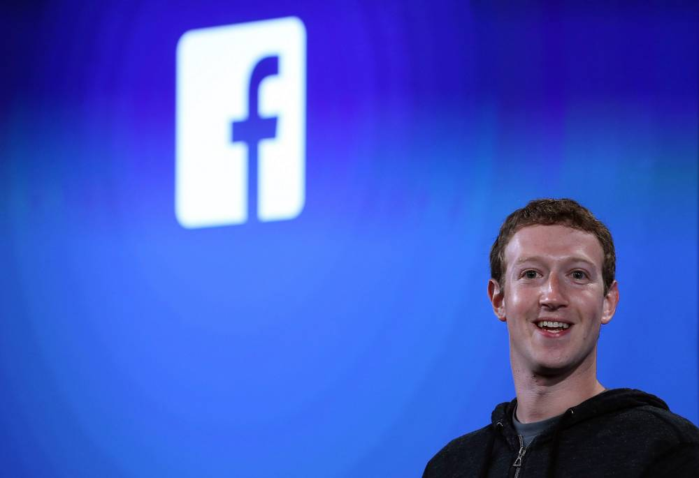 Facebook CEO Mark Zuckerberg speaks during an event at Facebook headquarters on April 4, 2013 in Menlo Park, California. Zuckerberg announced a new product for Android called Facebook Home.  (Photo by Justin Sullivan/Getty Images)
