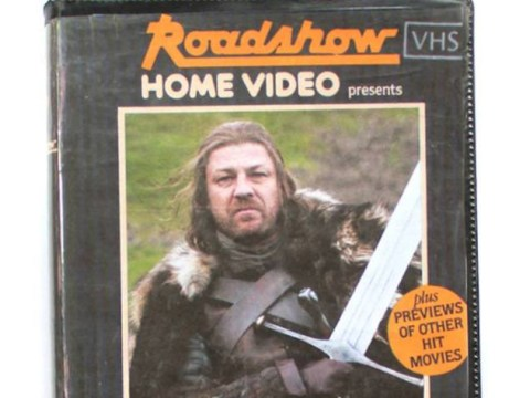 Artist creates fully-functional VHS versions of modern movies and TV shows including Game Of Thrones