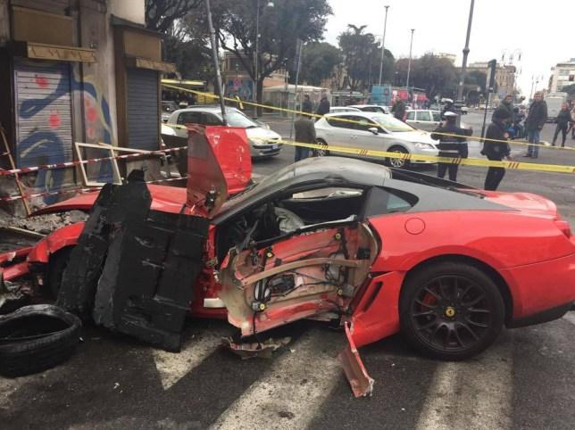 Ferrari, valet