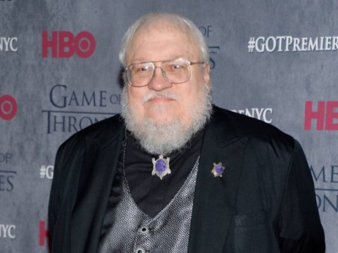 George RR Martin says winter has arrived in new Game Of Thrones book and things are 'very dark'