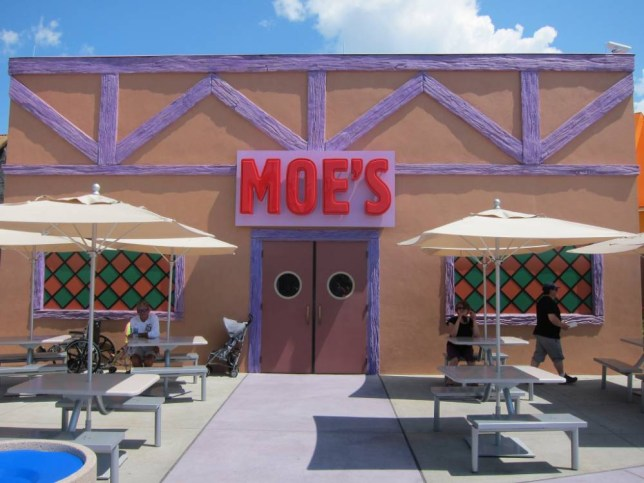 Moe's Tavern - the scene of Homer's many humiliations (Picture: Sam howzit/Flickr)