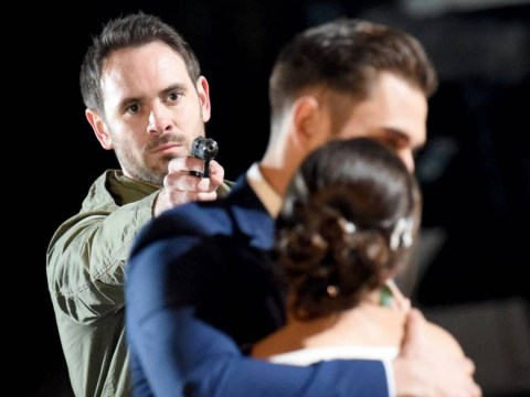 Hollyoaks spoilers: Lindsey Butterfield and Freddie Roscoe's wedding to be destroyed by killer shooting