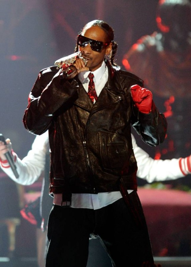 Rapper Snoop Dogg performs onstage during the 2011 Billboard Music Awards at the MGM Grand Garden Arena May 22, 2011 in Las Vegas, Nevada.     LAS VEGAS, NV - MAY 22:   (Photo by Ethan Miller/Getty Images for ABC)