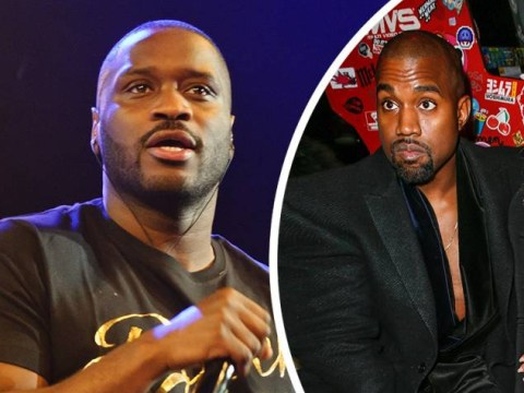 'Kanye West has man boobs and he needs to work out,' Lethal Bizzle risks everything by slating rapper rival's flab