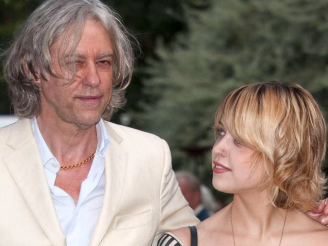 Mandatory Credit: Photo by Tim Rooke/REX Shutterstock (955727et) Bob Geldof and Peaches Geldof Sir David Frost's Annual Summer Garden Party, Chelsea, London, Britain - 02 Jul 2009 Last year's bash may have been something of a washout but guests at David Frost's summer party this year enjoyed soaring temperatures. A host of London society enjoyed the warm weather at the TV presenter's annual garden event, which has become a feature in the summer social calendar. Those in attendance included Sarah Ferguson and her daughter Princess Beatrice, who showed off her newly trimmed down figure in thigh-skimming blue dress. Bob Geldof and daughter Peaches arrived together, having obviously resolved the conflict between them. Also dropping in at the event were the likes of Buzz Aldrin, Prince Andrew, Andrew Lloyd Webber, Sir Michael Caine, Felicity Kendal and Uri Geller. The party was also well populated by political figures with David Cameron, Ken Livingstone, Betty Boothroyd and Margaret Beckett all putting in an appearance.