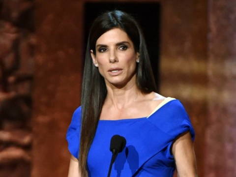 Sandra Bullock's panicked 911 call from inside her wardrobe after stranger breaks in to her home