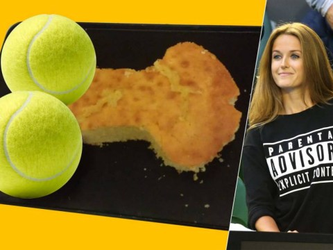 Andy Murray wedding: Kim Sears got a penis cake with tennis balls for her hen do