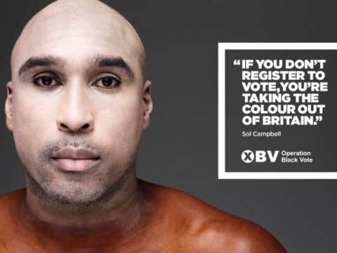 General Election 2015: Black celebrities turn white to encourage minority ethnic groups to vote
