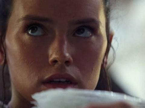 Star Wars' Daisy Ridley says Rey isn't 'privileged' like Princess Leia