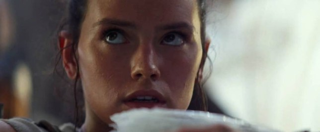 Star wars episode 7, star wars the force awakens, Daisy Ridley as Rey