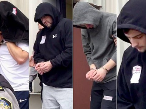 Four Royal Navy sailors facing sex charges in Canada