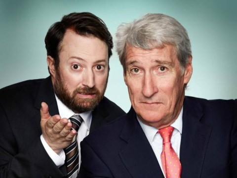 Jeremy Paxman and David Mitchell join forces for Channel 4's Alternative Election Night