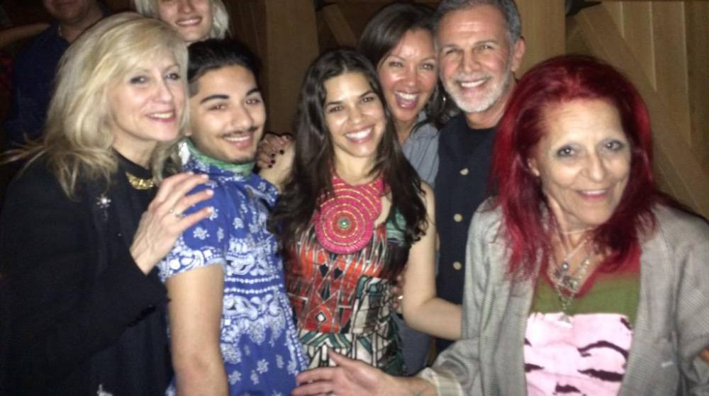 Ugly Betty cast reunion