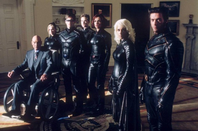 No Merchandising. Editorial Use Only. No Book Cover Usage.nMandatory Credit: Photo by Collection/REX Shutterstock (1642707a)nX-2: X-men 2 (X2) Patrick Stewart, Xavier (Character) Anna Paquin, Rogue (Character) James Marsden, Cyclops (Character) Shawn Ashmore, Iceman (Character) Famke Janssen, Jean Grey (Character) Halle Berry, Storm (Character) Hugh Jackman, Wolverine (Character)nFilm and Televisionnn