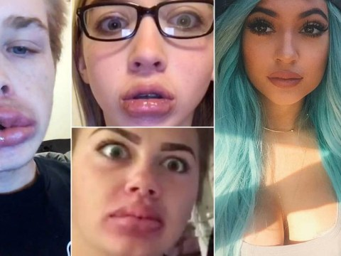 Kylie Jenner Challenge: Kylie Jenner wants you all to stop and be yourself now