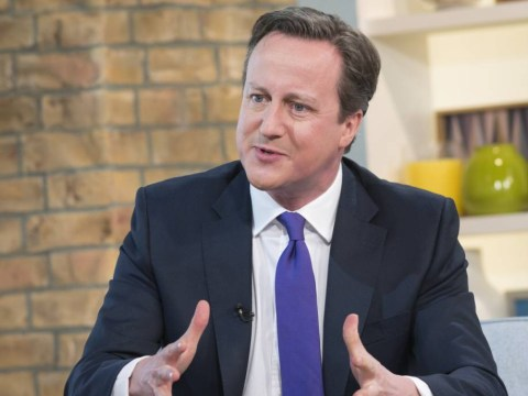 Did you hear David Cameron's cheeky quip about the SNP on This Morning?