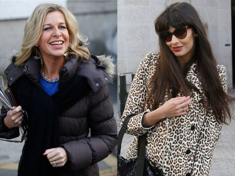 Jameela Jamil launches passionate attack on 'xenophobic s***bag' Katie Hopkins